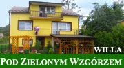 Willa pod Zielony Wzg�rzem